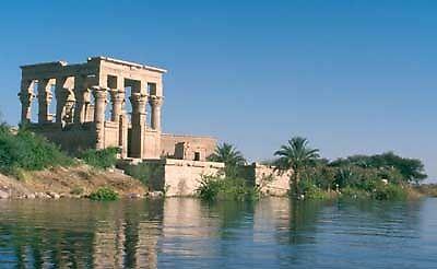 Temple de Philae Assouan - Croisiere sur le nil